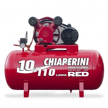 COMPRESSOR AR 10/110 RED RCH 110L C/MM 2HP 110/220V IP2