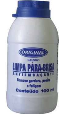 ORIGINAL LIMPA PÁRA-BRISA 100ML