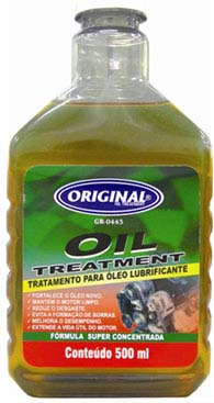 ORIGINAL OIL TREATMENT 500ML