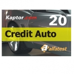 CARTAO CREDIT AUTO 20